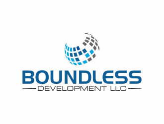 Boundless Development LLC logo design