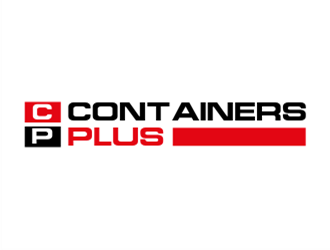 Containersplus logo design