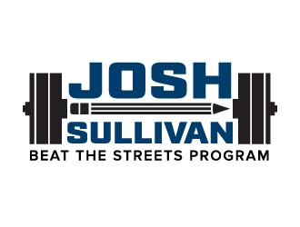 Josh Sullivan Beat The Streets Program logo design winner