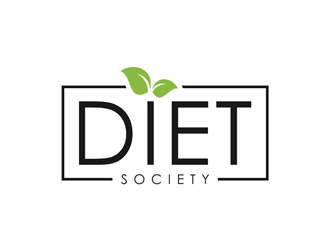 Diet Society logo design