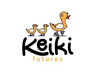 Keiki Futures logo design