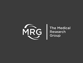 The Medical Research Group logo design