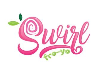 Swirl logo design