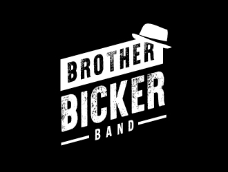 Brother Bicker logo design