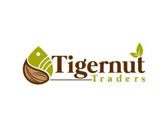 Tigernut Traders logo design