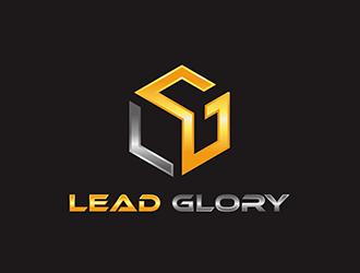 Lead Glory logo design winner