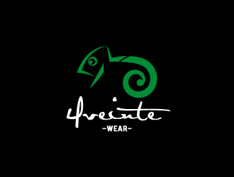 4veinte wear logo design
