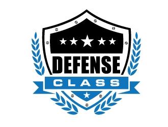 My Defense Class logo design