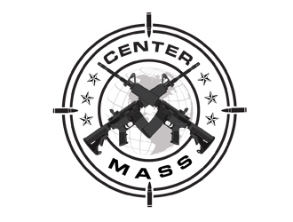 Center Mass logo design