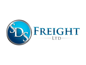 SDS Freight Ltd logo design