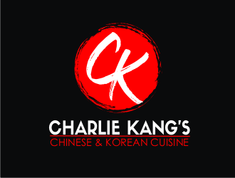 Charlie Kangs logo design