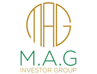 M.A.G Investor Group logo design