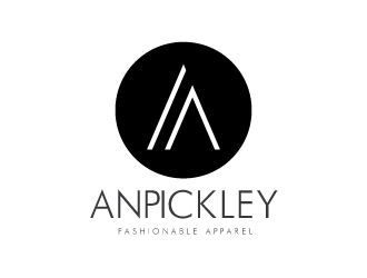 Anpickley logo design