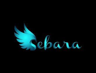 sebara logo design