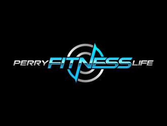 PERRYFITNESSLIFE logo design