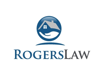 Rogers Law logo design
