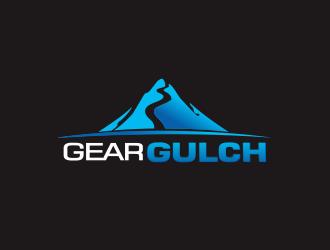 GearGulch logo design