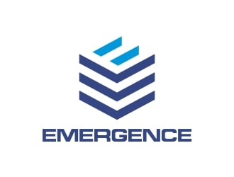 Emergence logo design