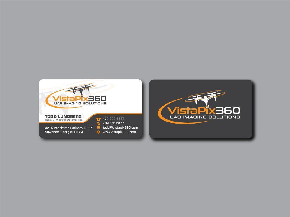 VistaPix 360 logo design