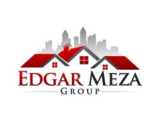 Edgar Meza Group logo design