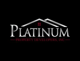 Platinum Property Developers, Inc. logo design