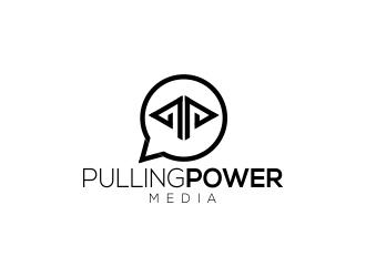 Pulling Power Media logo design