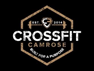 CrossFit Camrose logo design