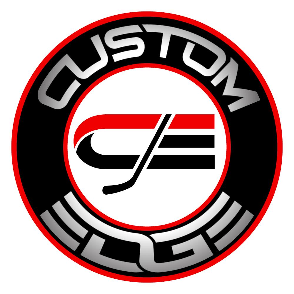 CUSTOME EDGE logo design