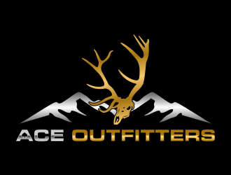 Ace Outfitters logo design