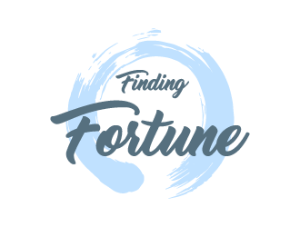 Finding Fortune logo design