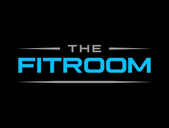 The Fitroom logo design