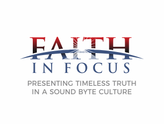Faith In Focus logo design