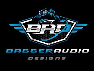 Bagger Audio Designs logo design