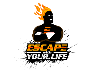 ESCAPE with your.LIFE logo design
