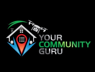 Your Community Guru logo design