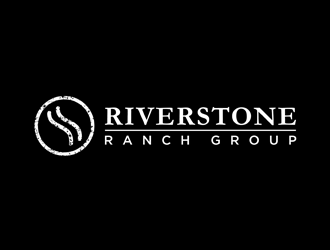 Riverstone Ranch Group logo design