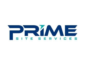Prime Site Services logo design