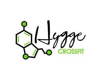 Crossfit Hygge logo design