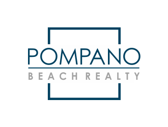 Pompano Beach Realty logo design