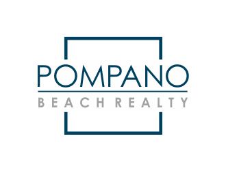 Pompano Beach Realty logo design