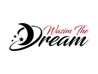 Wasim The Dream  logo design