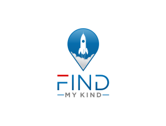 Find My Kind logo design