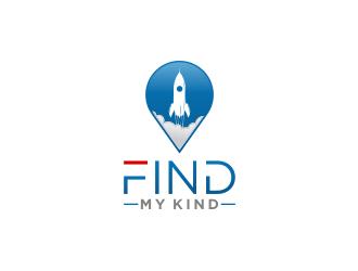 Find My Kind logo design