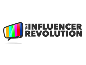 The Influencer Revolution logo design