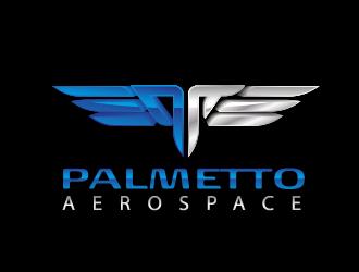 Palmetto Aerospace logo design