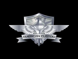 American Custom logo design
