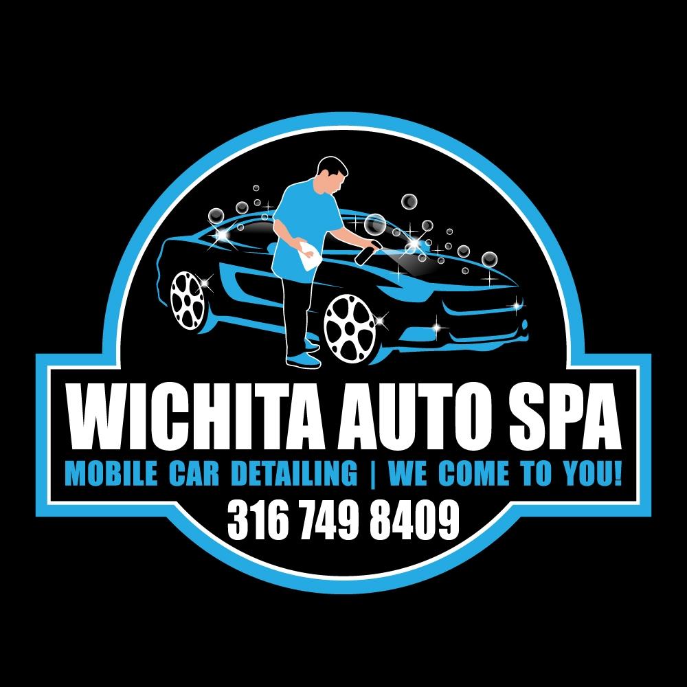 Wichita Auto Spa Brand Identity Design