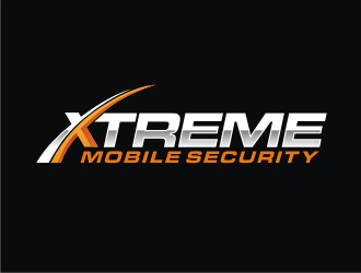 Xtreme Mobile Security LLC logo design