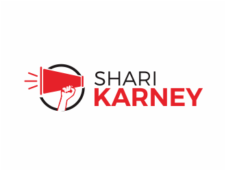 SHARI KARNEY logo design