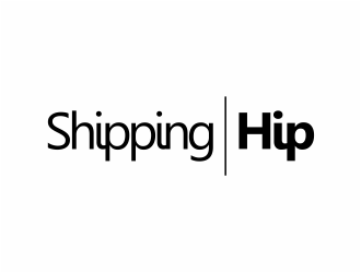 Shipping Hip logo design